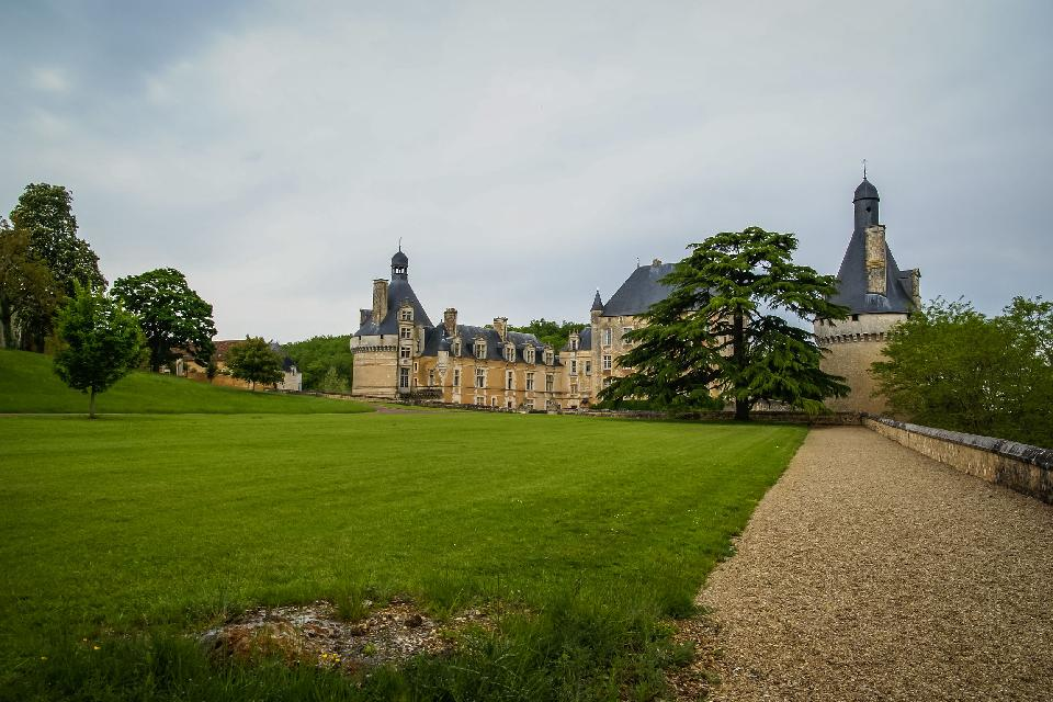Castillo de Touffou , Francia