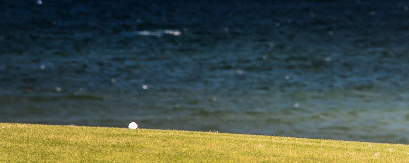 Royan Golf Course , France