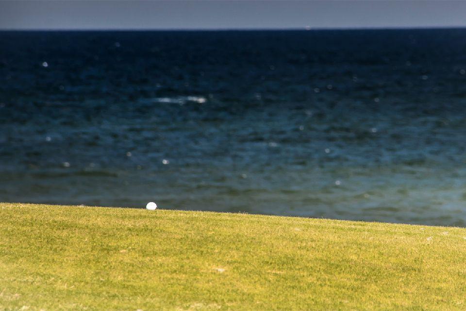 El golf de Royan , Francia