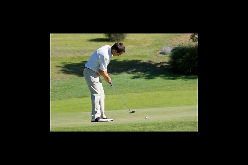 Haut Poitou Golf Club , France
