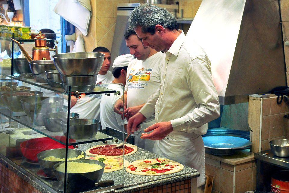 Pizza , Dal Presidente , Italy