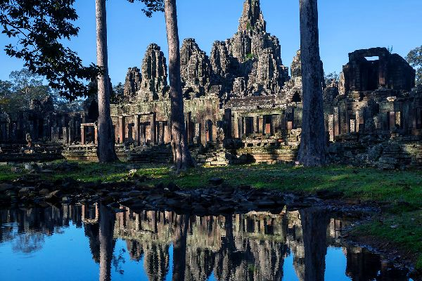 Angkor , The Khmer architecture , Cambodia