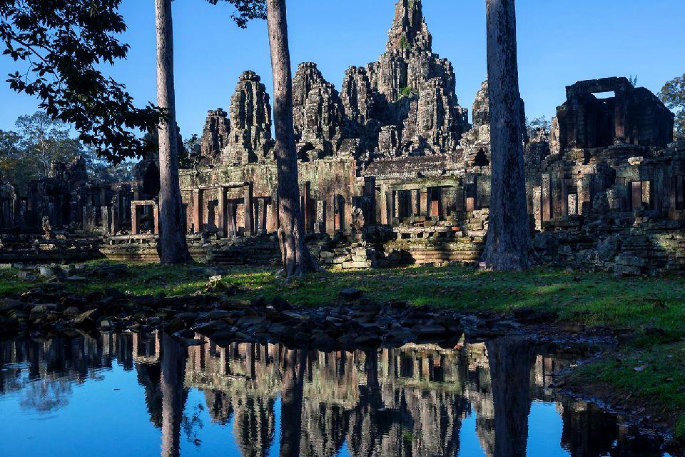 Angkor , The Khmer architecture , Cambodia
