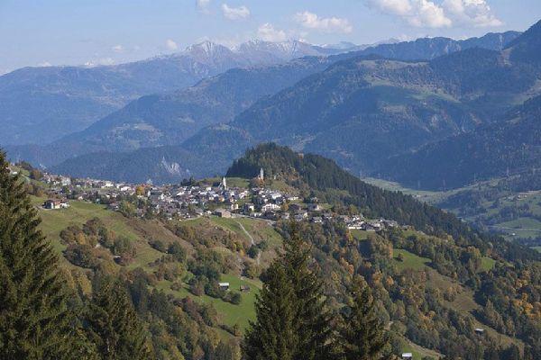 Flims-Laax-Falera , Un charmant village , Suisse