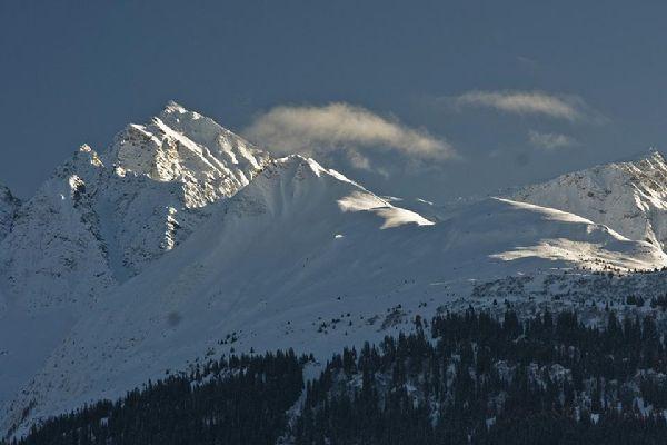 Flims-Laax-Falera , Un cadre grandiose , Suisse