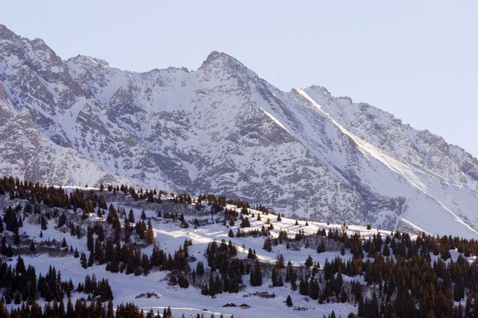 Flims-Laax-Falera , Ideal conditions , Switzerland