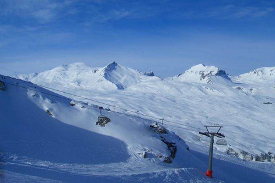 Flims-Laax-Falera , One name, three resorts , Switzerland