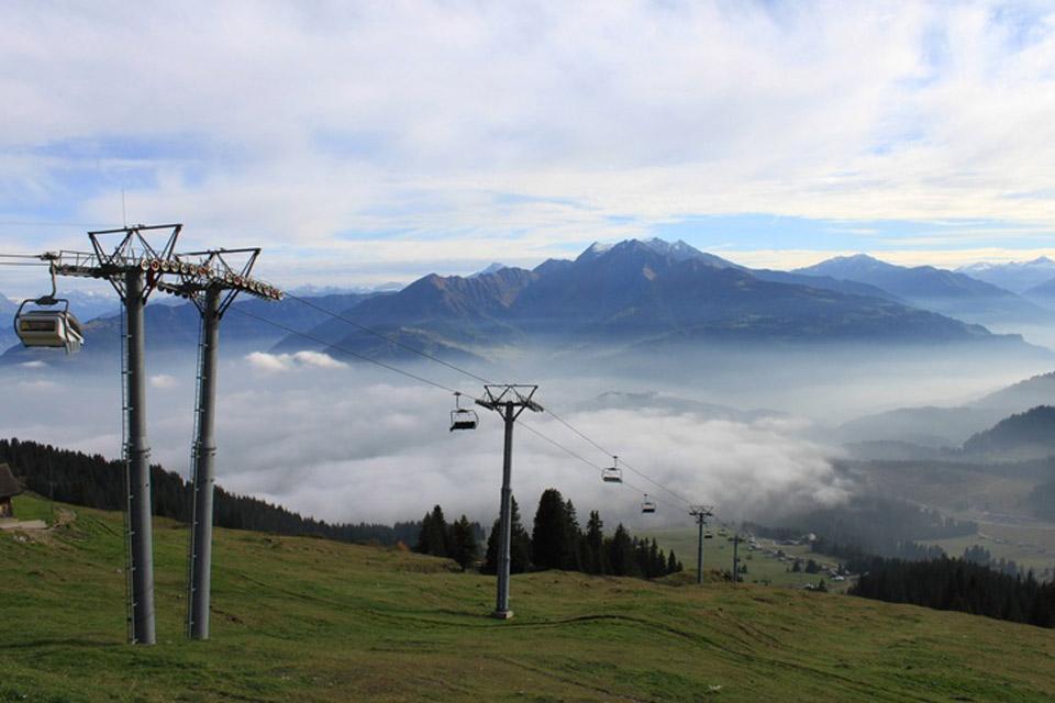Flims-Laax-Falera , Une offre diversifiée , Suisse