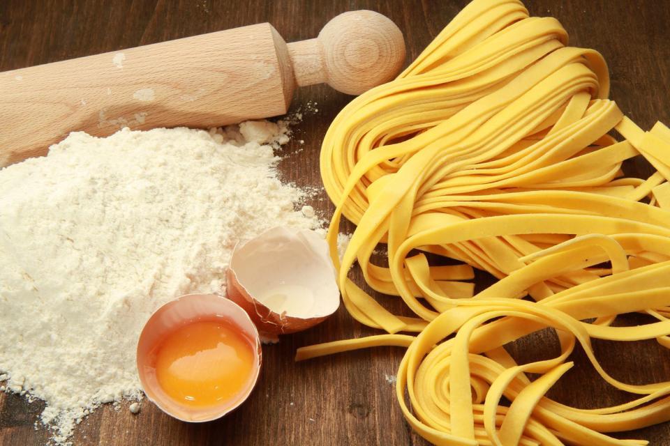 Fresh Pasta , Italy
