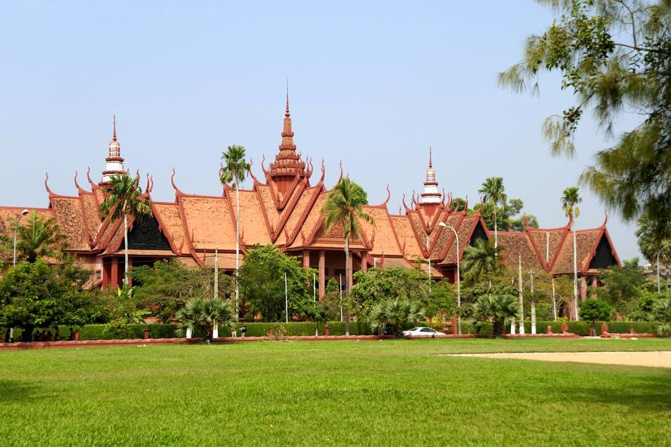 Le Musée national de Phnom Penh , Le Musée National de Phonm Penh, Cambodge , Cambodge