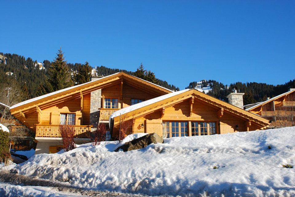 Villars , Ein breites Angebot an Unterkünften aller Pre , Schweiz