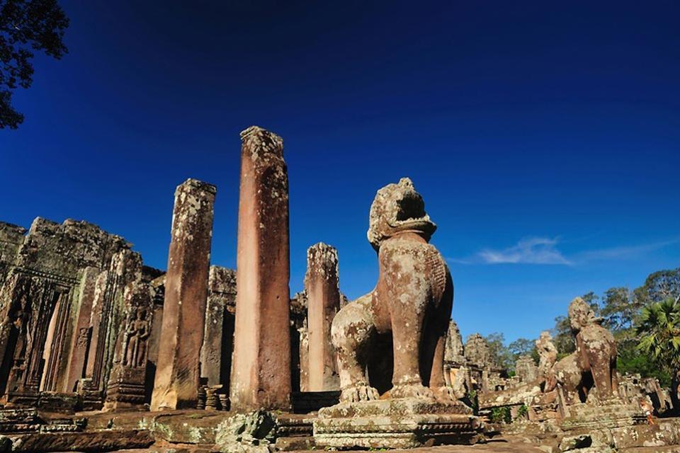 The Khmer culture , Cambodia