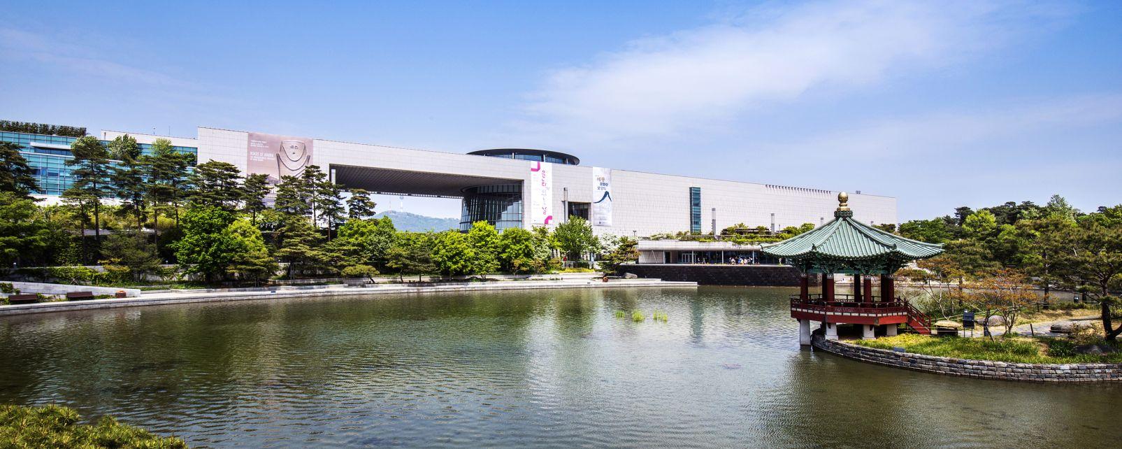 El Museo Nacional de Corea, Los museos, Corea del Sur