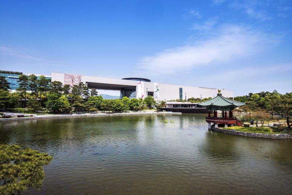 Il Museo Nazionale della Corea, I musei, Corea del Sud
