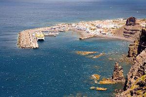Grande Canarie , El dedo de Dios , Gran Canaria, el dedo de Dios. , España