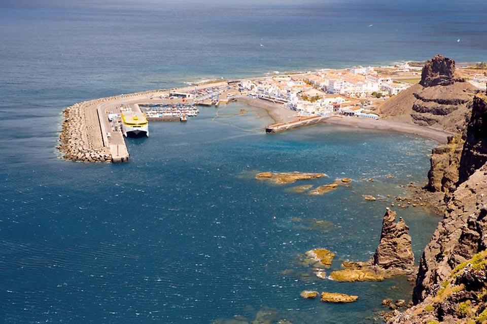 Lanzarote , La Geria , Gran Canaria , Il dito di Dio , Spagna