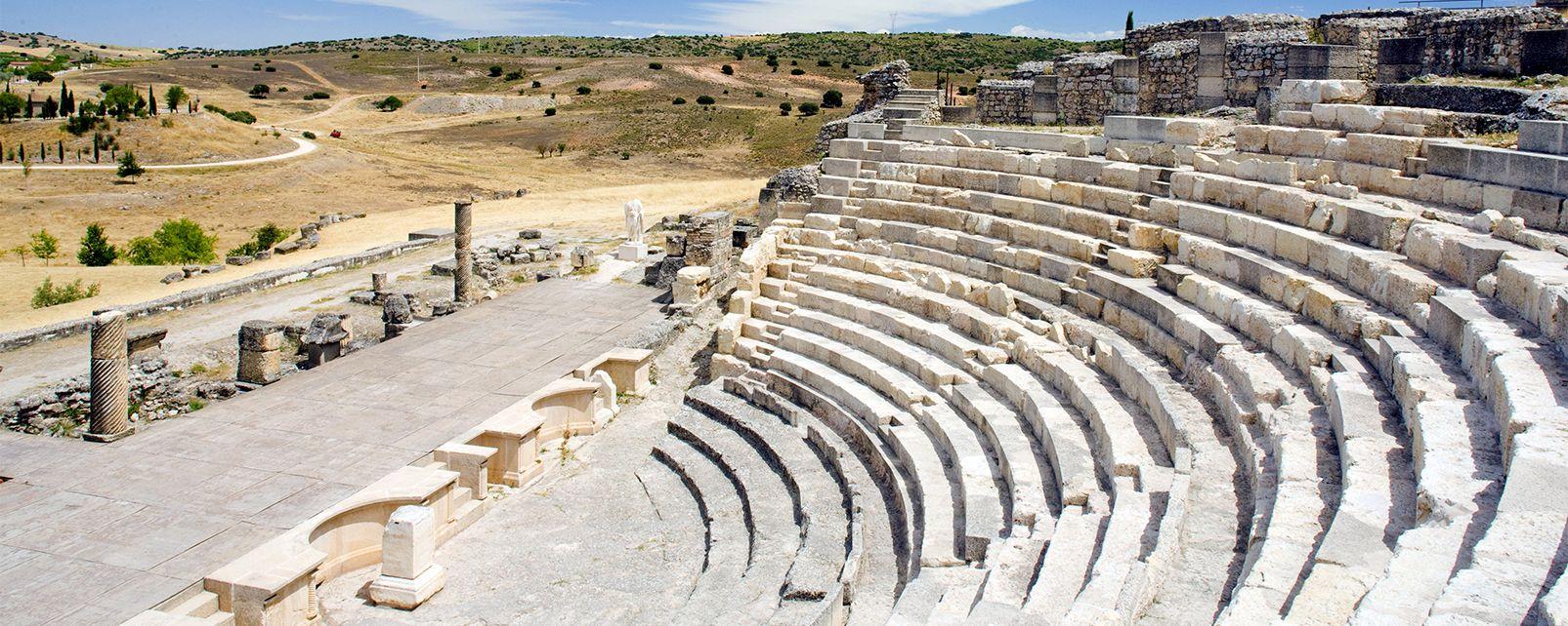 Archäologische Stätten , Spanien