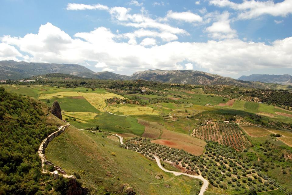 Sierra de Grazalema , La naturaleza de la Sierra de Grazalema , España