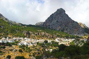 Sierra de Grazalema y Picos de Aroche , La Sierra de Grazalema y Picos de Aroche , España