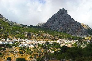 Sierra de Grazalema und Picos de Aroche , Spanien