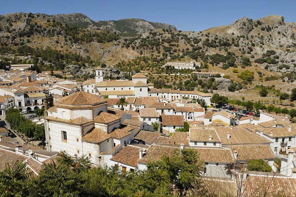 Sierra de Grazalema e Picchi di Aroche , Sierra de Grazalema e villaggio bianco , Spagna