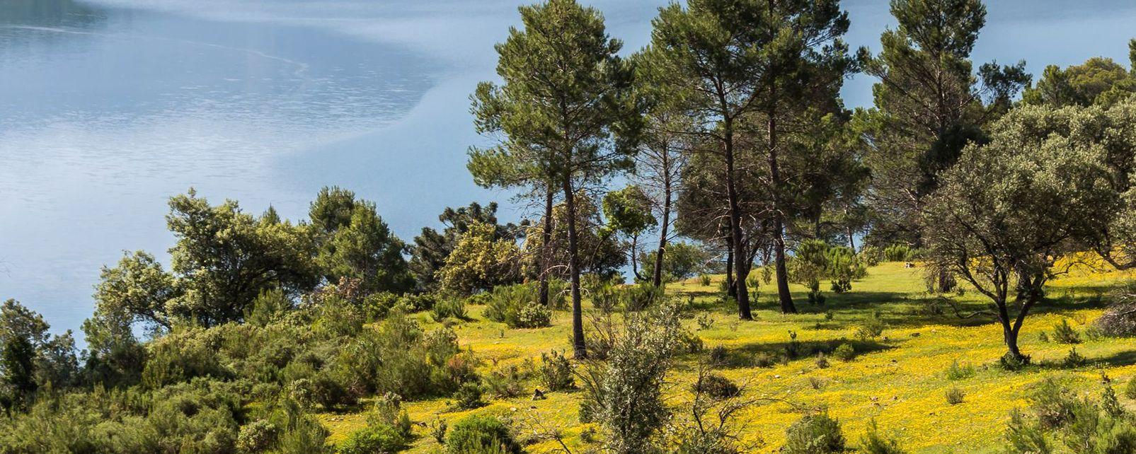 Sierras de Cazorla, Segura et Las Villas, Les paysages, Andalousie