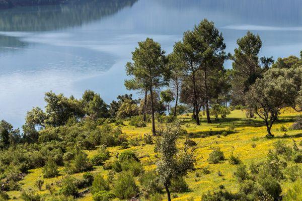 Sierras de Cazorla, Segura e Las Villas, I paesaggi, Andalusia