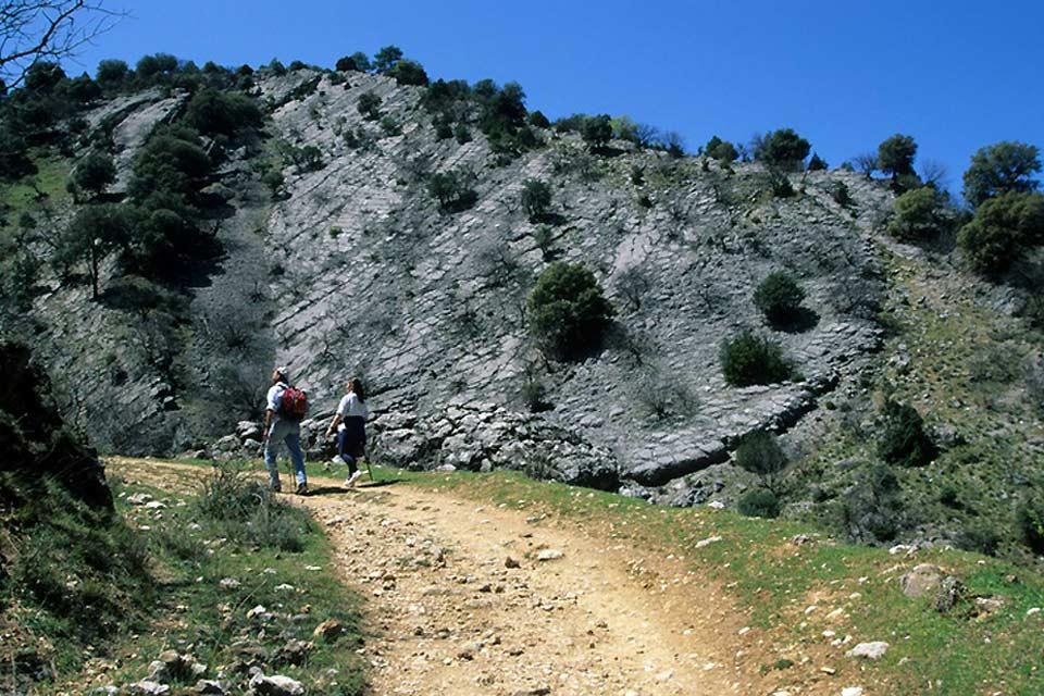 Sierras de Cazorla, Segura y Las Villas , Vistas de las Sierras de Cazorla , España