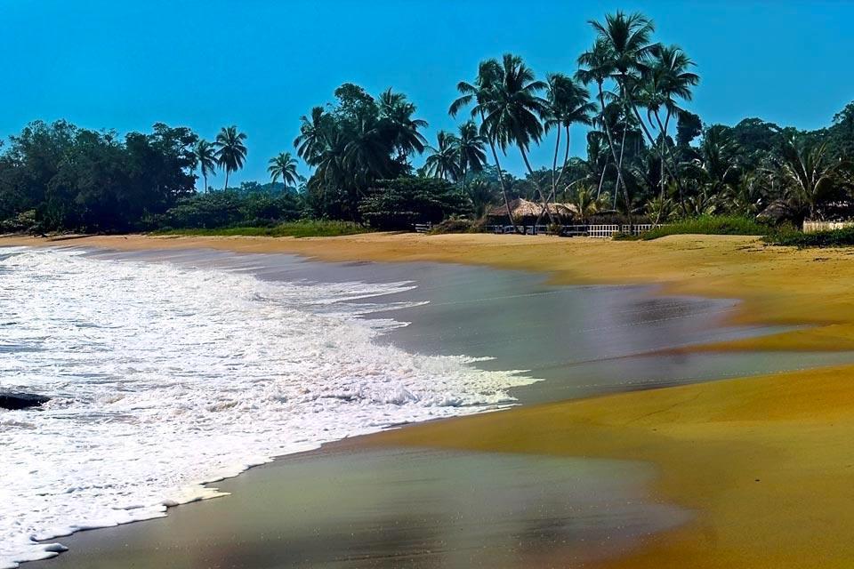 Kribi , Cameroun
