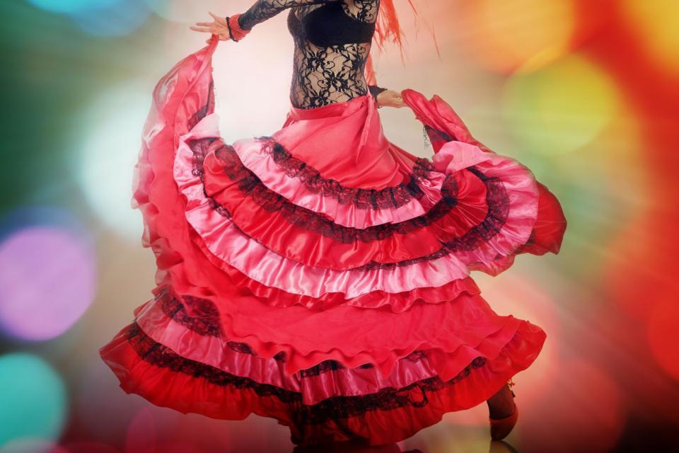 Le flamenco , Les danseurs commencent tôt ! , Espagne