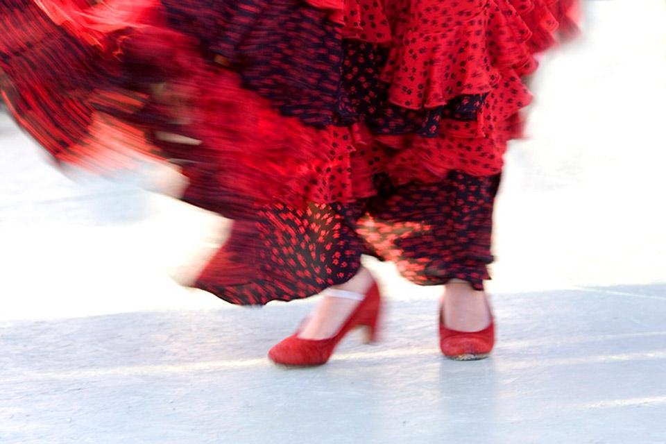 Der Flamenco , Spanien