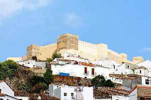 Le château de las Armas , Espagne