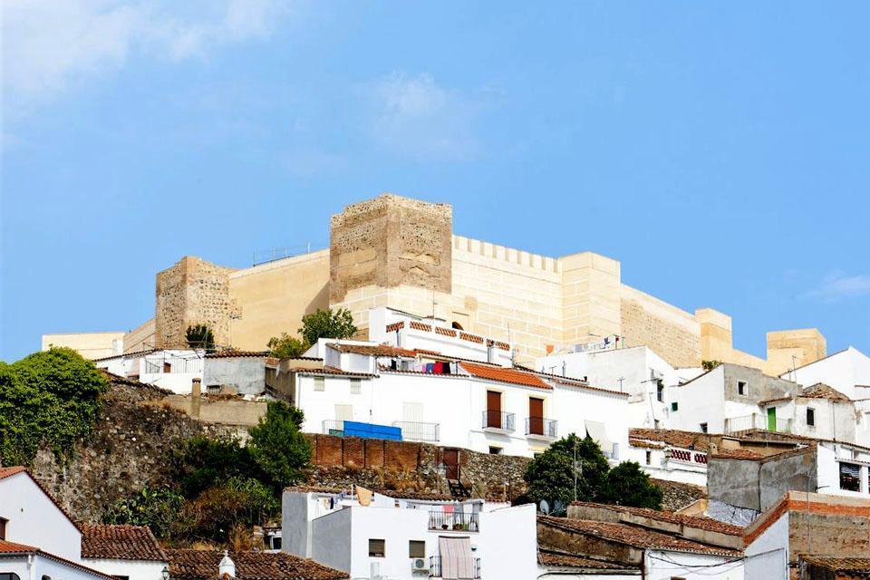 The Castillo de las Armas , Spain