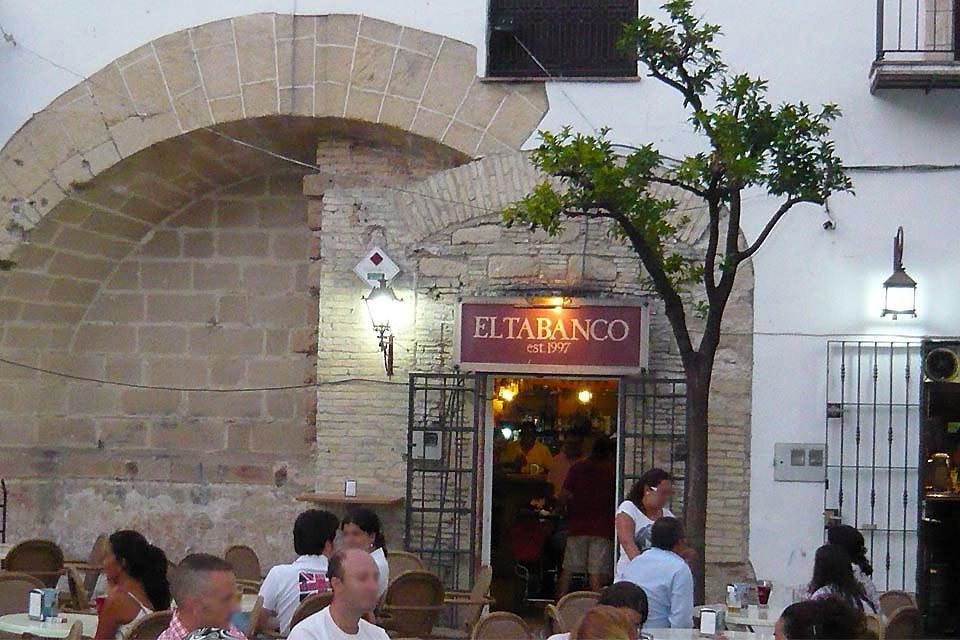 L'Alcazar de Jerez , Un café bien caché , Espagne