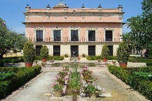 Le palais Villavicencio , Espagne