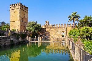 L'Alcazar de Cordoue , Espagne