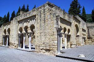El conjunto arqueológico de Medina Azahara , España