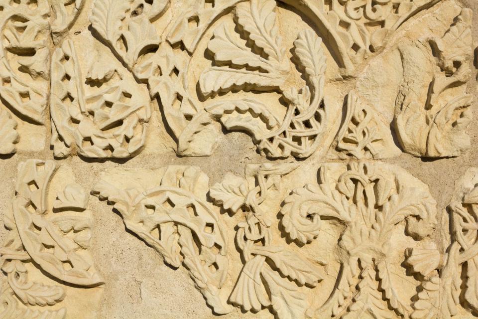 Le site archéologique de Medina Azahara , Espagne