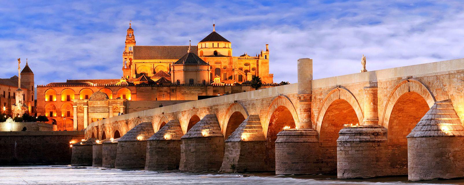 La cathédrale de Cordoue , La mosquée-cathédrale de Cordoue , Espagne