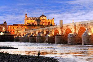 La cattedrale di Cordova , La Cattedrale di Cordova , Spagna