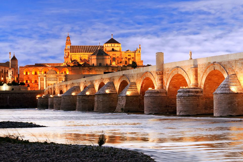 La catedral de Córdoba , Catedral de Santa María, Córdoba , España