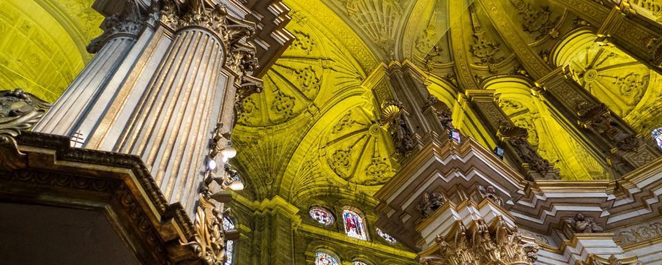 La Cattedrale Di Malaga - Andalusia