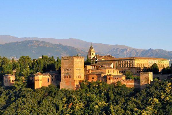 L'Alhambra de Grenade , Espagne