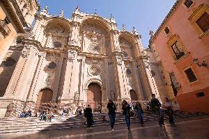 La cathédrale de Grenade , La Cathédrale de Grenade , Espagne