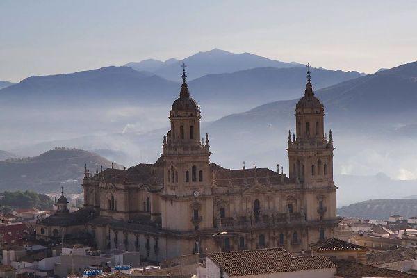 La catedral de Jaén , La Catedral de Jaén , España