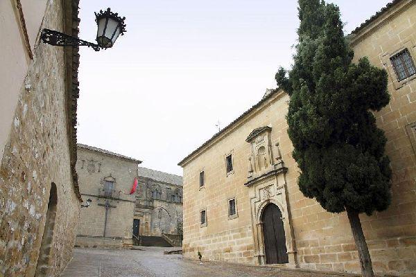 La catedral de Jaén , La ciudad de Jaén , España