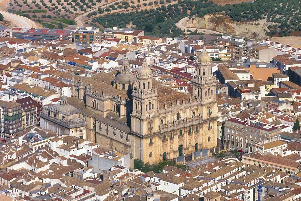 Jaen Cathedral , The Jaen Cathedral , Spain