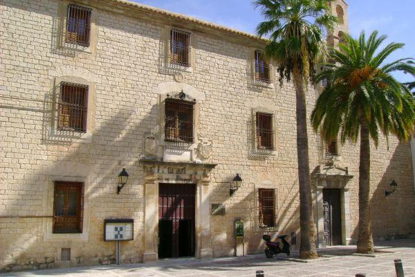 Le Palais Villardompardo, Les monuments, Andalousie