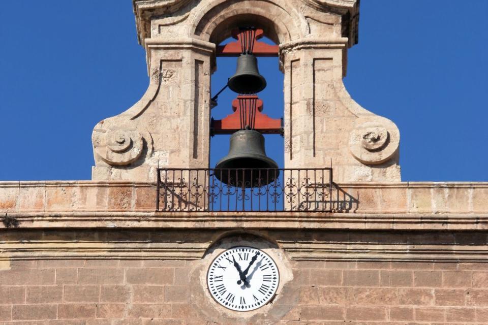 La catedral de Almería , España