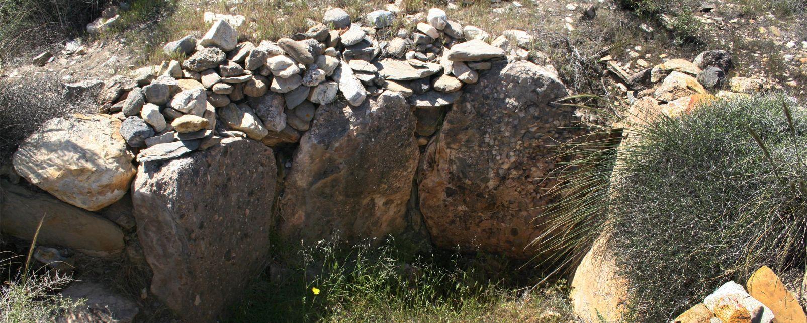 , La necropoli megalitica di Gádor, I monumenti, Andalusia
